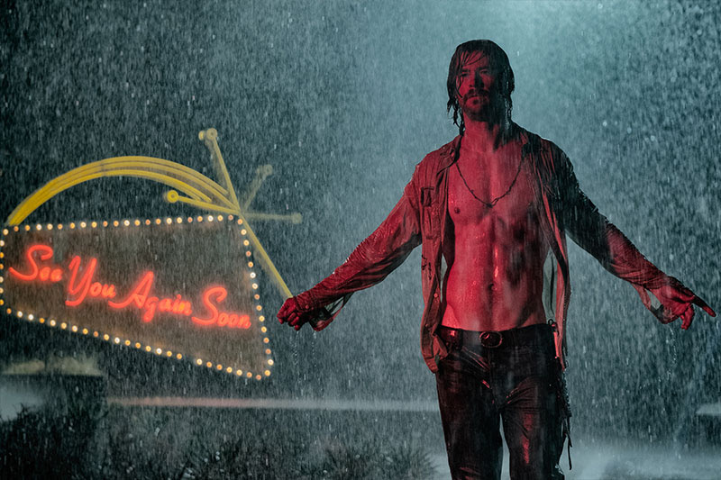 BAD TIMES AT THE EL ROYALE – TWENTIETH CENTURY FOX PRESENTS THE FIRST TRAILER AND IMAGES