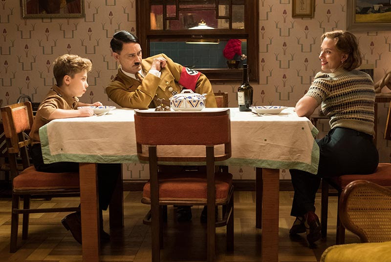 JOJO RABBIT – FOX SEARCHLIGHT PICTURES PRESENTS THE FIRST IMAGE
