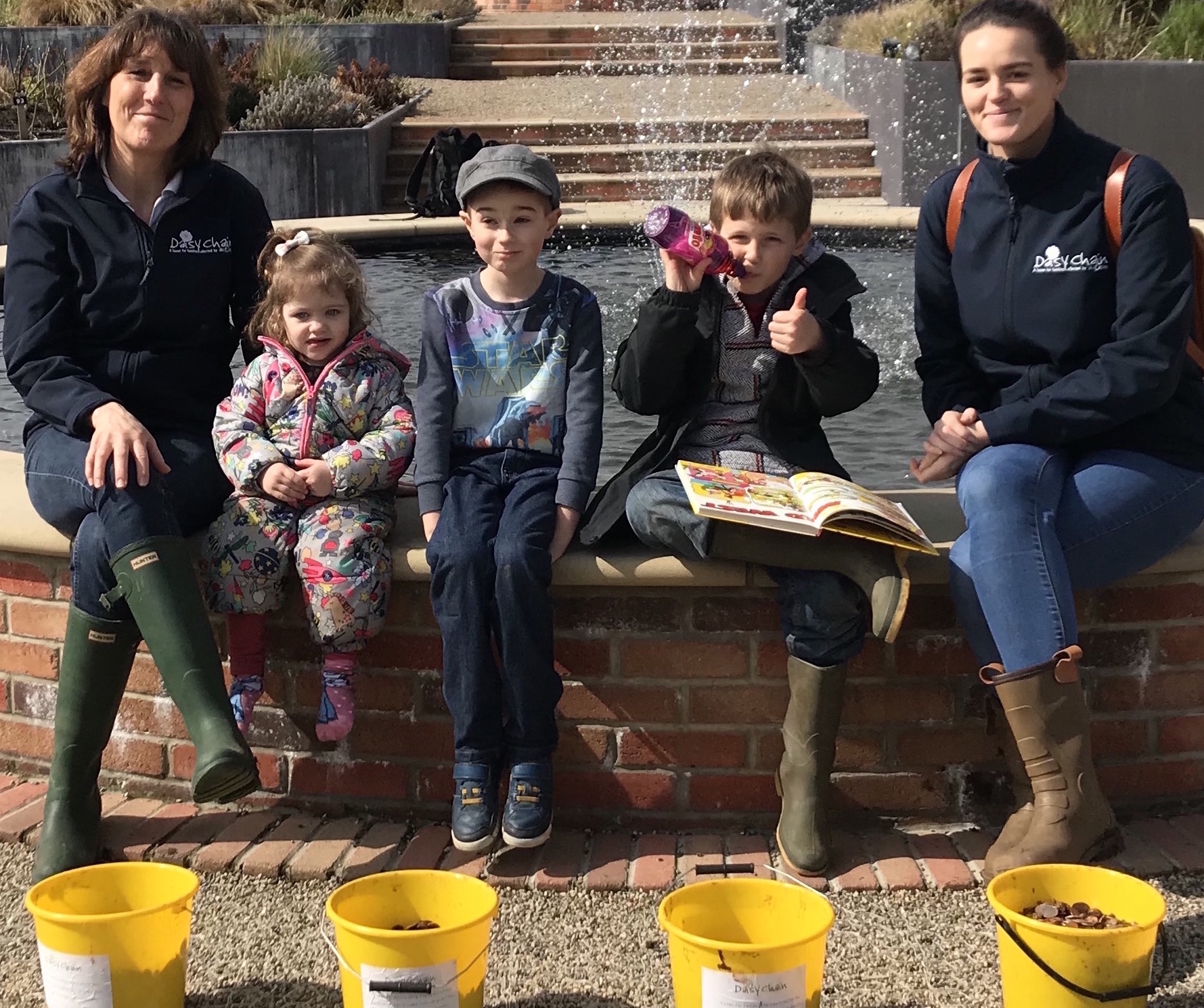 Wynyard Hall picks Daisy Chain as charity of the year