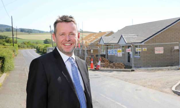 £7m of new affordable homes for rural communities