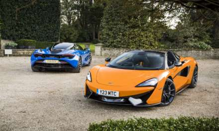 McLAREN AUTOMOTIVE REVEALED AS FASTEST GROWING LUXURY AUTOMOTIVE BRAND IN THE UK