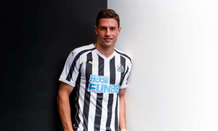 Fabian Schär Signs For Newcastle United