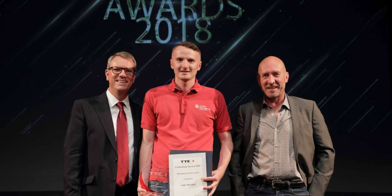 TTE celebrates learner success and presents its first ever Honorary Apprenticeship