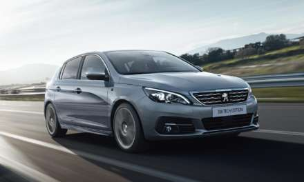 NEW TECHNOLOGY AND DRIVER AIDS ADDED TO PEUGEOT 308 WITH 'TECH EDITION' TRIM LEVEL