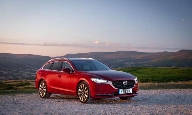 NEW MAZDA6 SALOON AND TOURER ON SALE FROM 20TH JULY