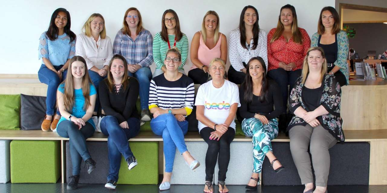 Game on for women in digital at North East tech company