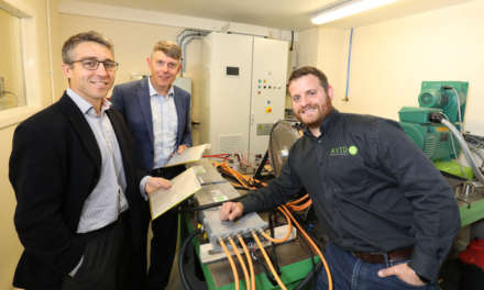 AVID Technology teams up with Caterpillar UK on pioneering R&D project