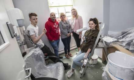 UK Steel Enterprise helps Redcar youth team brush up skills