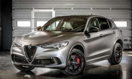 ALFA ROMEO STELVIO QUADRIFOGLIO TO MAKE UK DEBUT AT GOODWOOD FESTIVAL OF SPEED