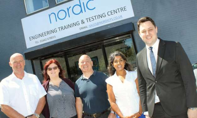 Training provider praised for helping bridge the skills gap