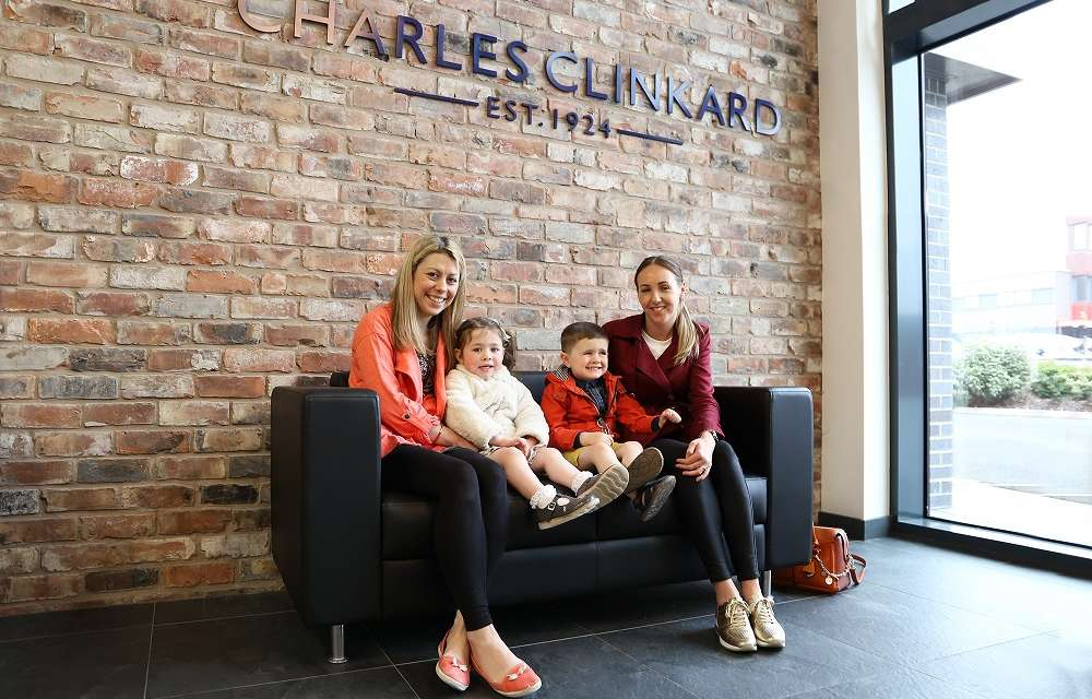 North East tots step into the limelight