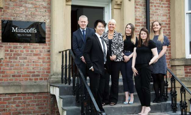Continued expansion for Mincoffs with new appointments