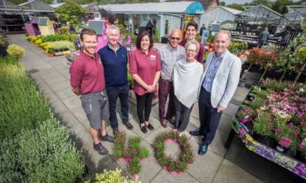 WOOLSINGTON GARDEN CENTRE CELEBRATES 40 YEARS IN BLOOM WITH SITE ACQUISITION