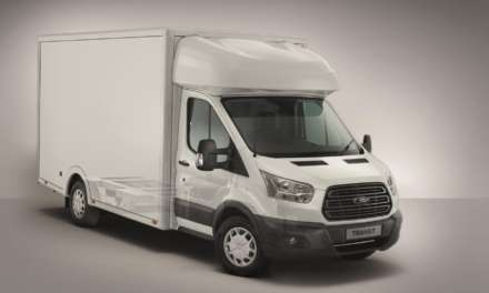 NEW FORD TRANSIT SKELETAL CHASSIS CAB DELIVERS LOW LOAD FLOOR FOR EASIER DELIVERIES AND 200KG ADDITIONAL PAYLOAD