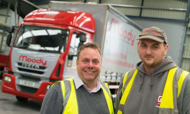 Moody Logistics enhances driving apprenticeship opportunities following previous apprentices' industry success