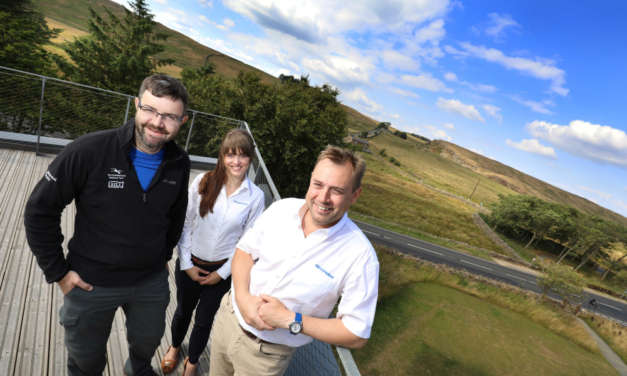 AkzoNobel helps paint a bright future for Northumberland National Park