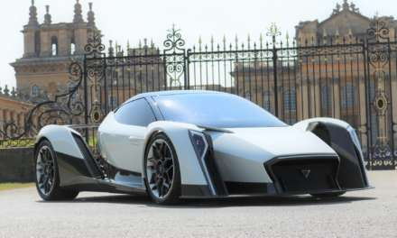 DENDROBIUM D-1 E-HYPERCAR CONFIRMED FOR DEVELOPMENT AND PRODUCTION IN UK AND DEBUT PRESENTATION AT SALON PRIVÉ