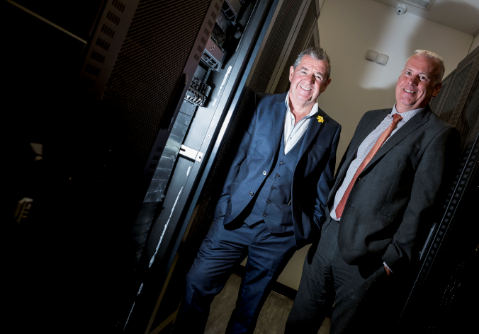 Diamond Group makes significant investment in datacentre technology