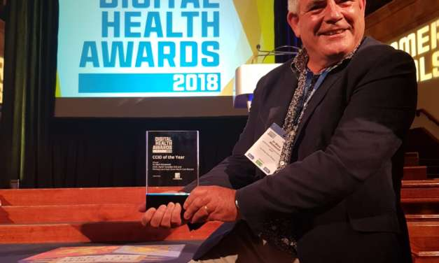 North Tyneside GP scoops national honours  in Digital Health Awards
