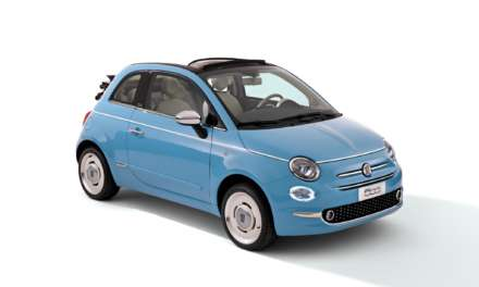 "FIAT 500 ""SPIAGGINA '58"" – AN EXCLUSIVE BIRTHDAY TRIBUTE TO THE FIAT 500"