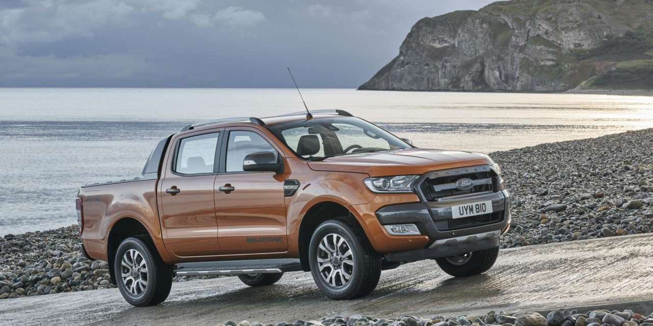 PICK-UP TRUCKS HEAD LIST OF BRITAIN'S 'MOST DESIRABLE' USED CAR IN 2018