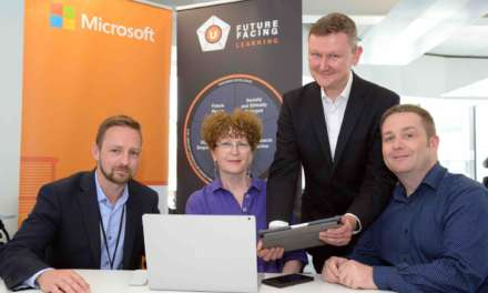University teams with Microsoft for digital revolution
