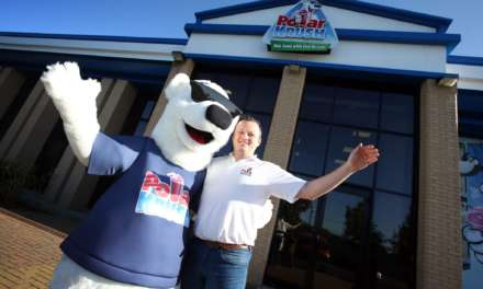 ARE YOU BEING SERVED? POLAR KRUSH INSTALLS SELF SERVE STATIONS IN THE NORTH EAST