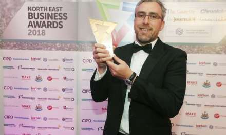 Awards boost to Houghton International recruitment drive
