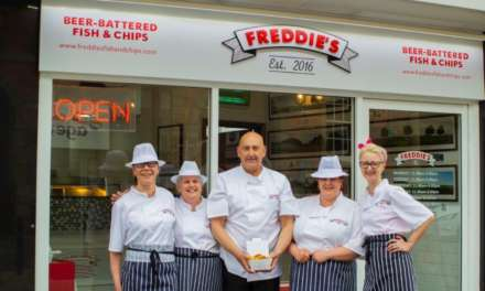 Freddie's is a 'reel catch' in Durham