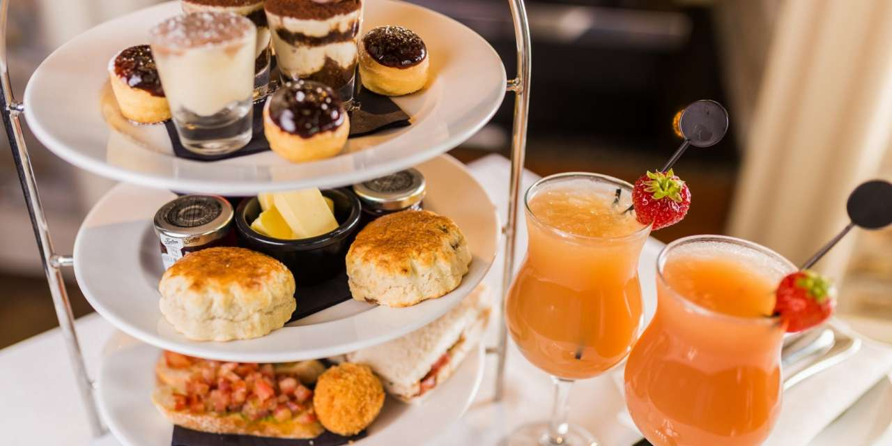 Italian Afternoon Tea menu takes off at Fratello's