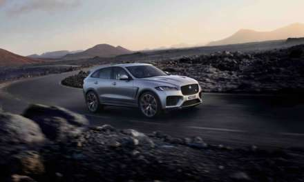 F-PACE SVR TO MAKE UK DYNAMIC DEBUT AS PART OF ACTION-PACKED JAGUAR SHOW AT GOODWOOD FESTIVAL OF SPEED