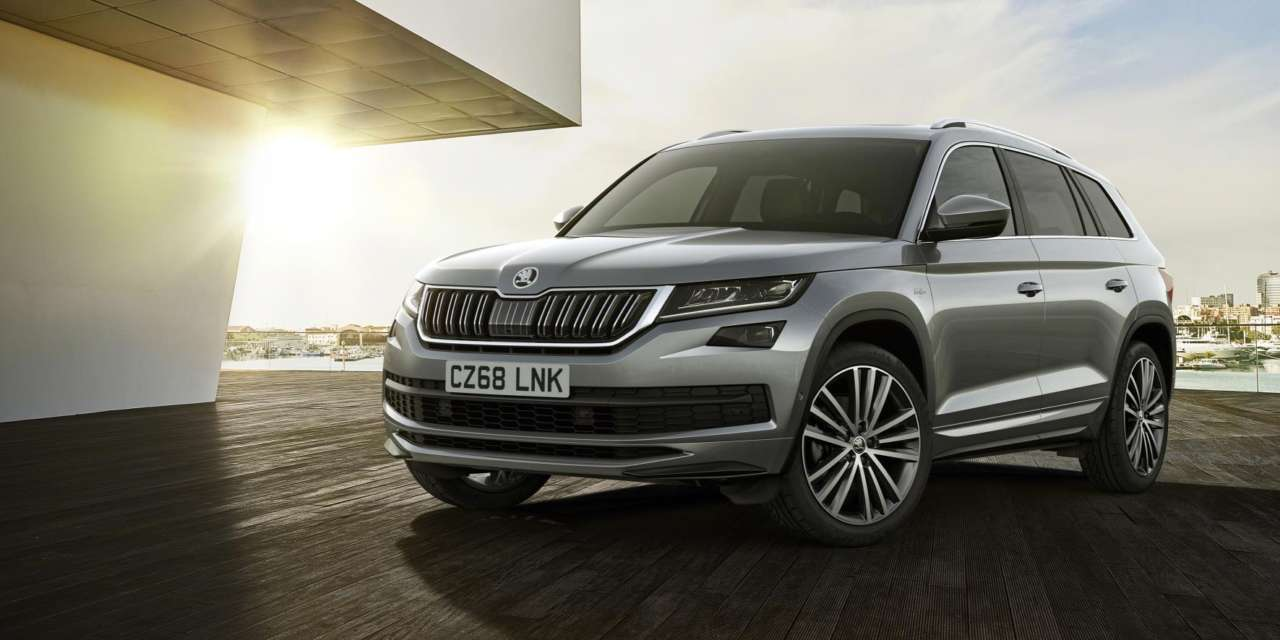 COMFORT REDEFINED – NEW RANGE-TOPPING LAURIN & KLEMENT MODEL JOINS THE AWARD-WINNING KODIAQ RANGE