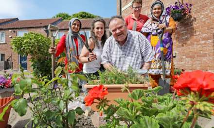 Tyneside garden project aims to bring community together