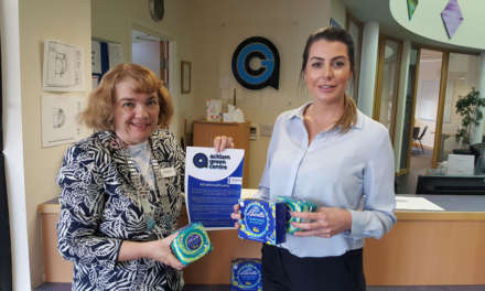 SI Middlesbrough and AGC team up to tackle period poverty