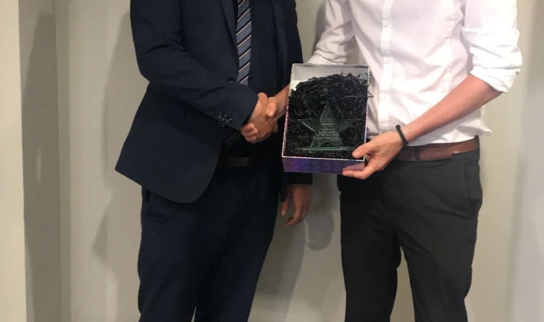 Walker man named as North East Supply Teacher of the Year 2018