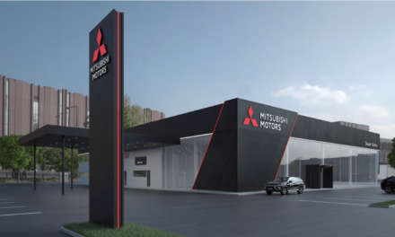 MITSUBISHI MOTORS INTRODUCES NEW DEALERSHIP DESIGN TO STRENGTHEN BRAND IMAGE