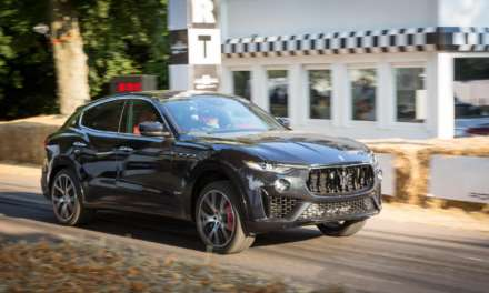 MASERATI INTRODUCES 350HP PETROL ENGINE IN THE UK FOR LEVANTE AND QUATTROPORTE