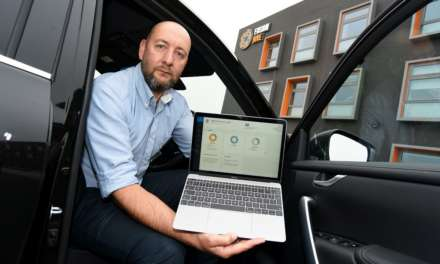 Stockton firm poised to reveal latest digital product to the world
