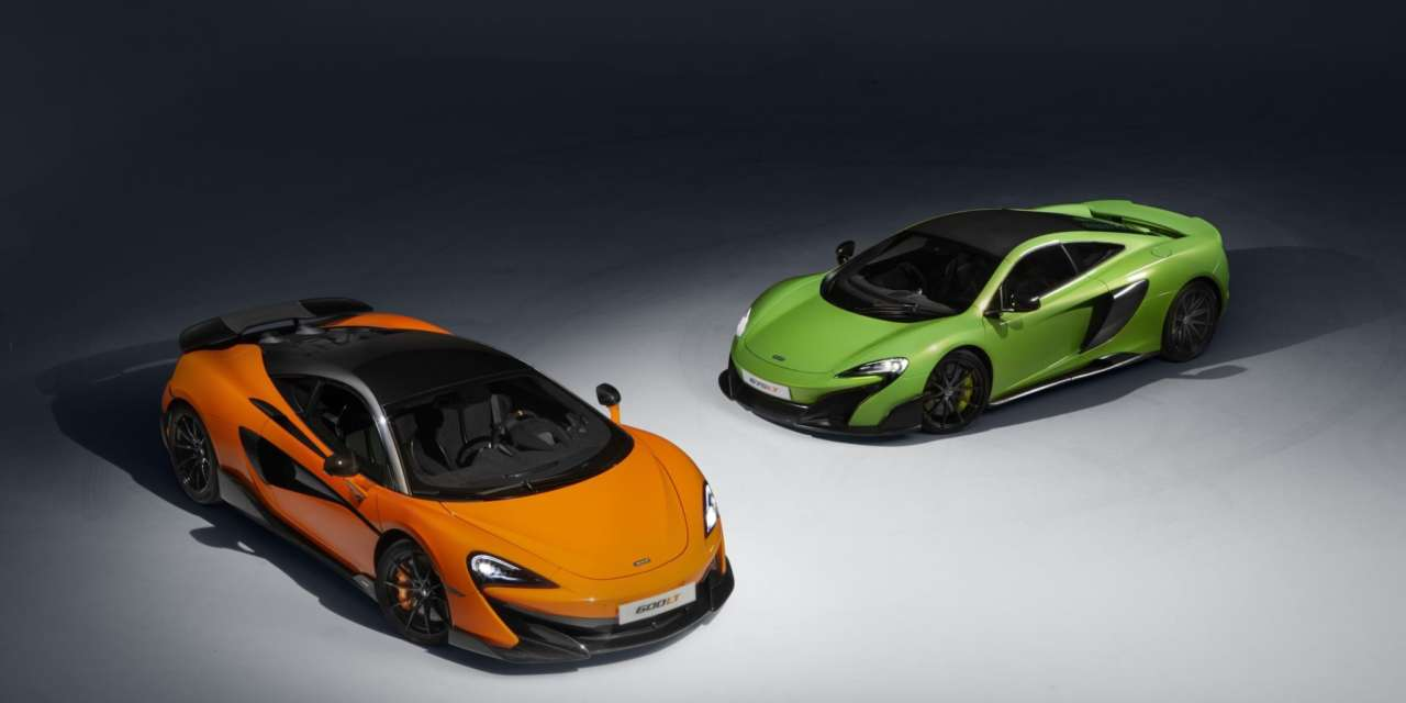 WORLD DEBUT FOR NEW McLAREN 600LT AT GOODWOOD FESTIVAL OF SPEED, PLUS FULL TECHNICAL DETAILS AND NEW IMAGES