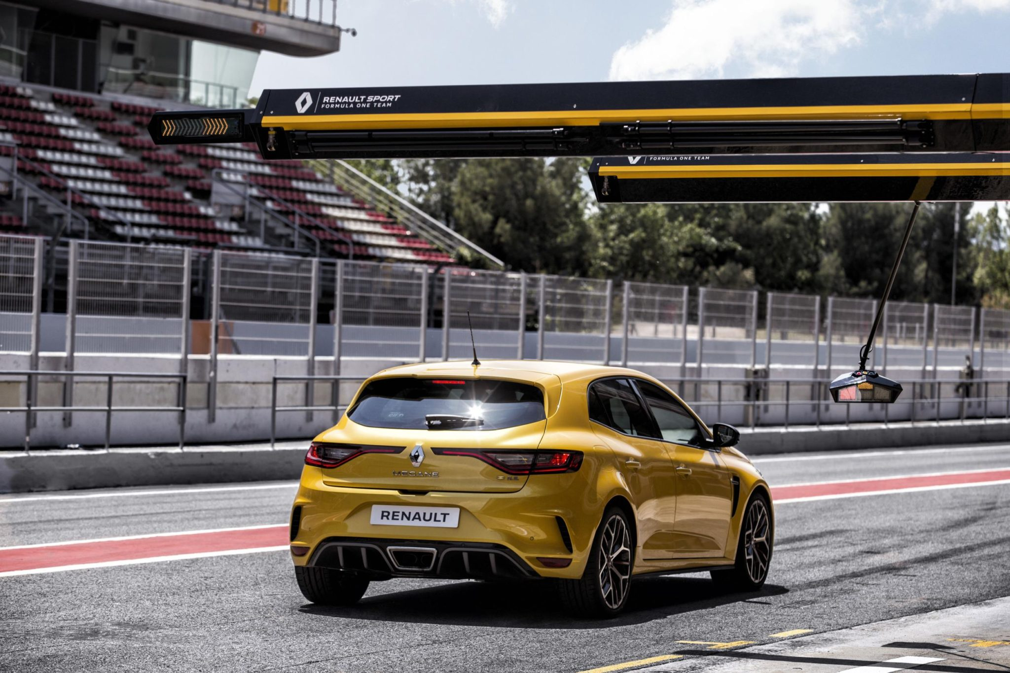 RENAULT SPORT UK ANNOUNCES EXCLUSIVE CUSTOMER TRACK DAY