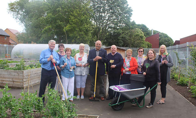 £1,250 Boost For Neighbourhoods Helps To Sow The Seeds For Community Growth