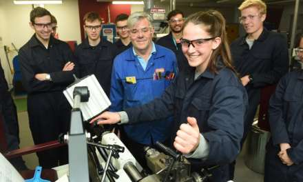Middlesbrough College tutors engineer success for Durham University's brightest