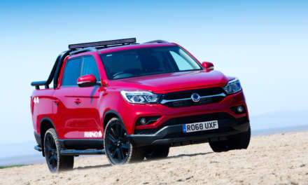INTRODUCING THE ALL-NEW SSANGYONG MUSSO – THE ONLY TRUCK TOUGH ENOUGH FOR A 7-YEAR WARRANTY