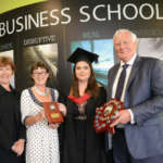 Good business boosted on Graduation Day