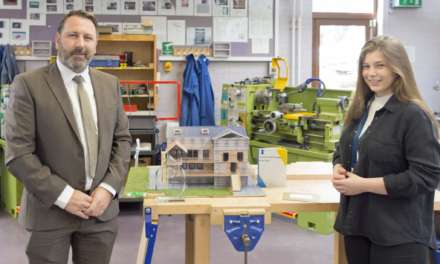 Students build skills in design competition