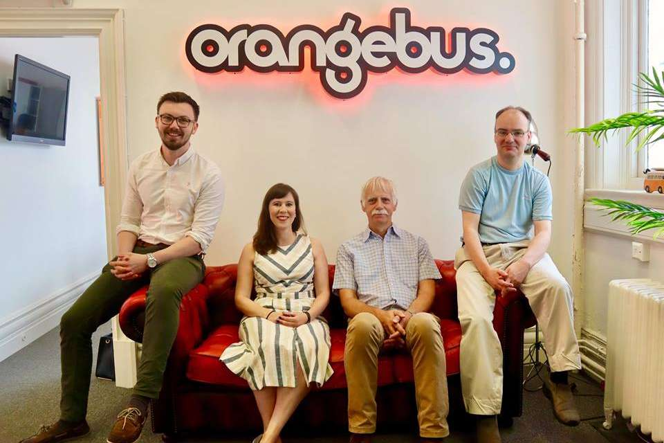 Orange Bus strengthens team with four new recruits
