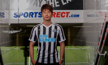 Newcastle United confirming the signing of midfielder Ki Sung-yueng