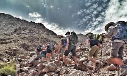 Northumberland College Students Undertake North African Expedition As Part of Learning Course