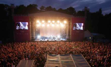PICTURES: Noel Gallagher's High Flying Birds at Scarborough Open Air Theatre