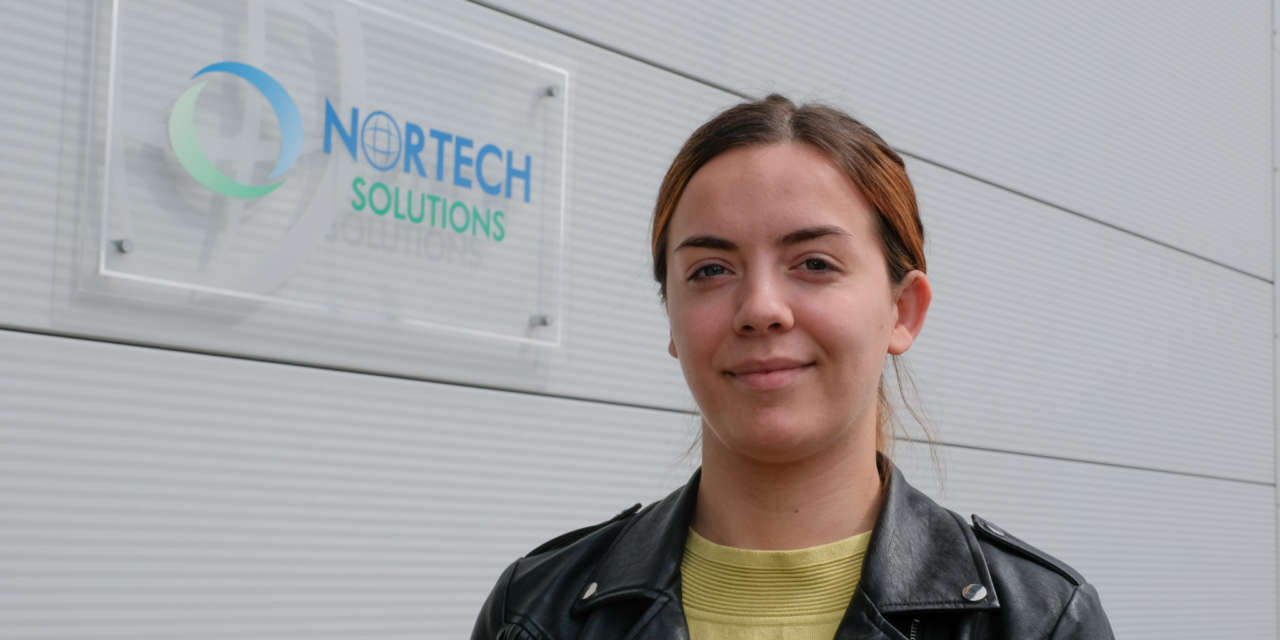 Nortech Group celebrates rising star in engineering